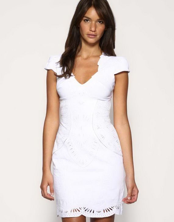 1000  ideas about All White Party Dresses on Pinterest  White ...