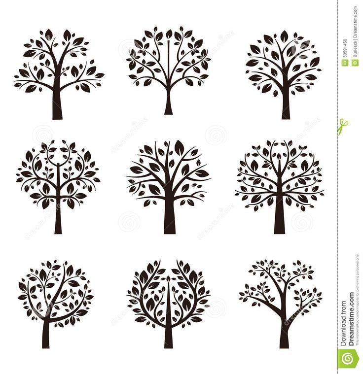tatuagens de árvores pequenas - Pesquisa Google