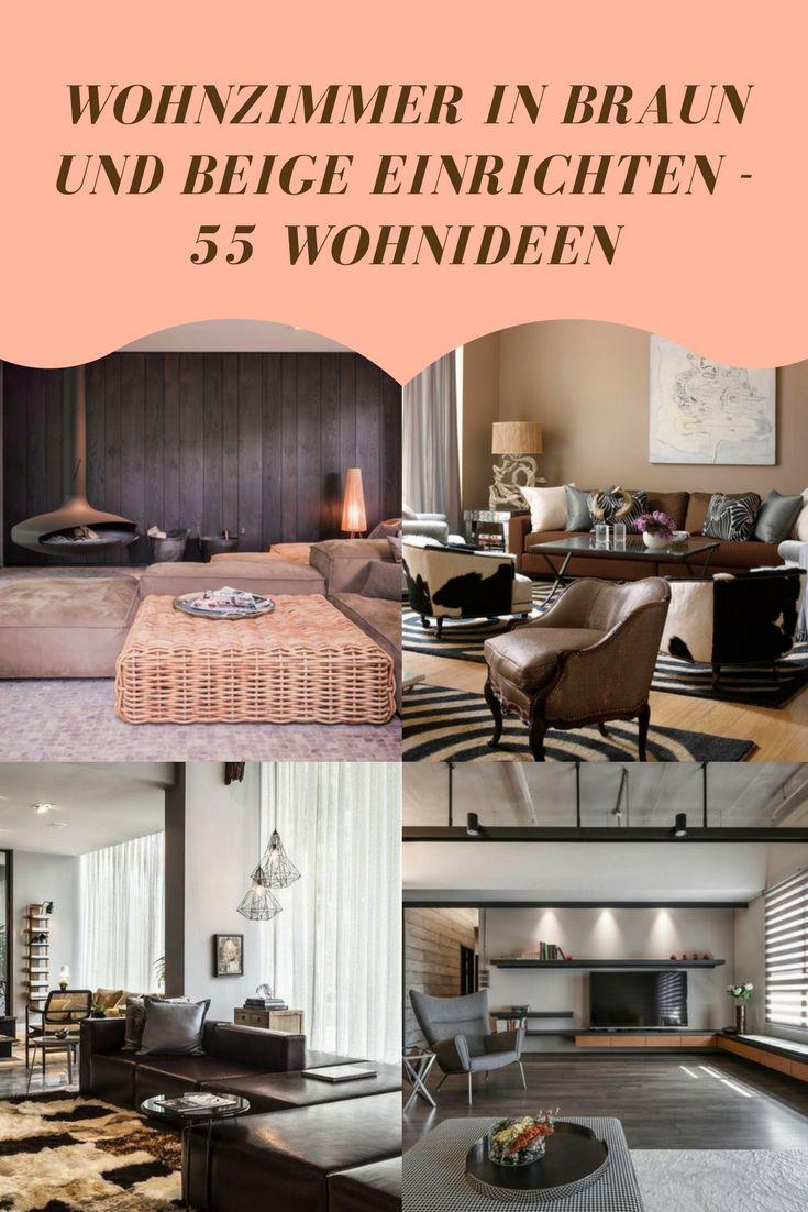 25+ best ideas about wohnideen wohnzimmer on pinterest ... - Wohnzimmer Vintage Style Braun
