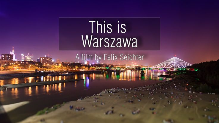 THIS IS WARSZAWA  |  Living a trampers life ep.05