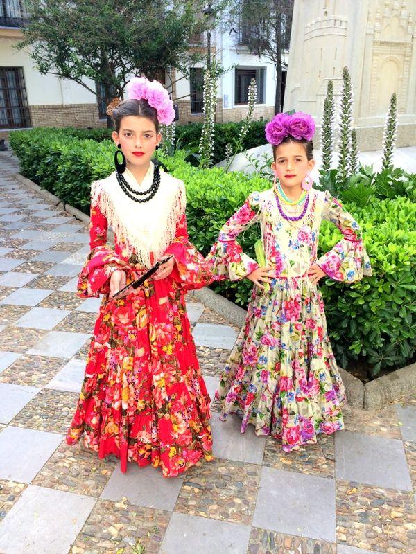 193 mejores im genes sobre flamenca en pinterest chal - La casa de los disfraces sevilla montesierra ...