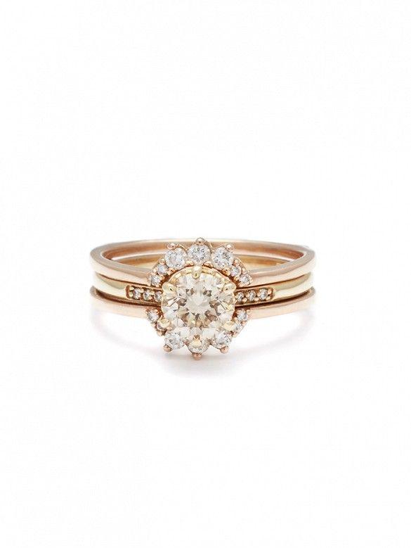 Anna Sheffield Hazeline Suite No.10 Ring