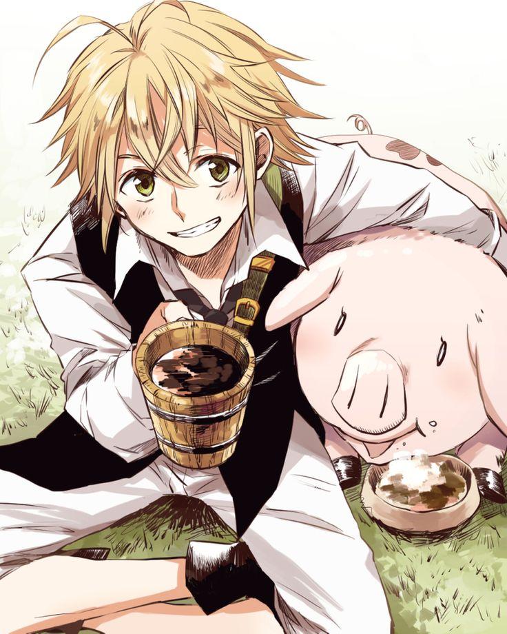 Image result for seven deadly sins anime pinterest