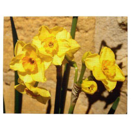 #beauty - #Jonquil Flowers Photo Puzzle