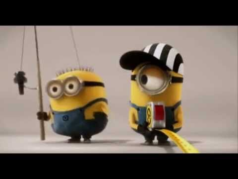 The Minions - All in One Videos - Part 1 - YouTube PAUSE 1 min what can you infer about the purple minion? jeopardy double 600
