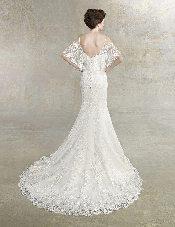 128 Best Wedding Dress Images On Pinterest Frocks Homecoming Dresses Straps And Dressses