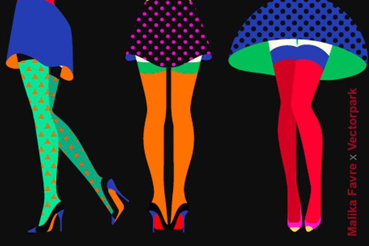 Actualité / Sous les jupes des filles / étapes: design & culture visuelle