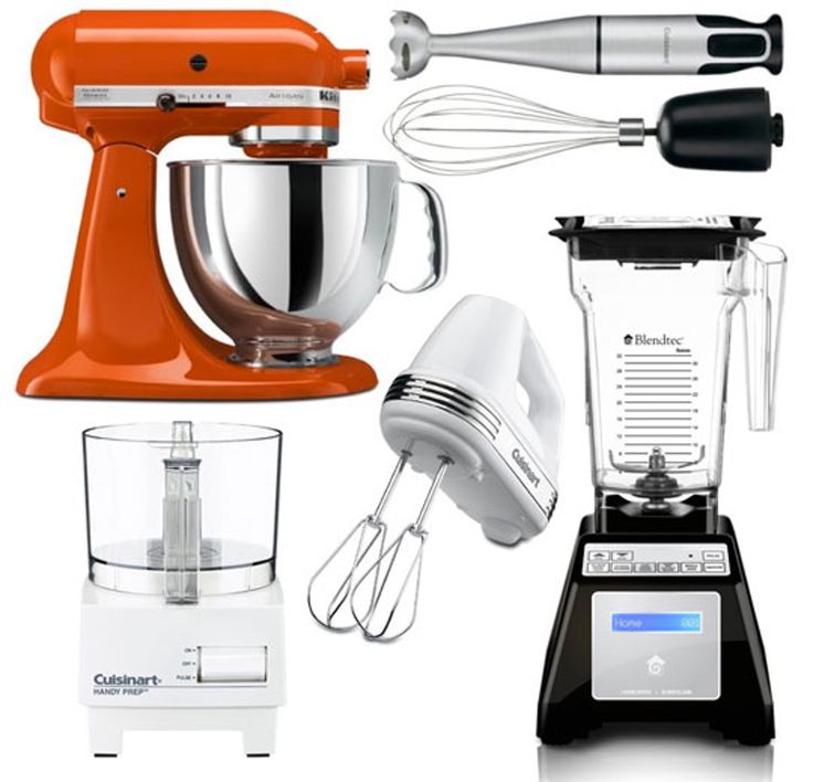 The Kitchn's Guide to Essential Small Electric Appliances — Setting Up a Kitchen