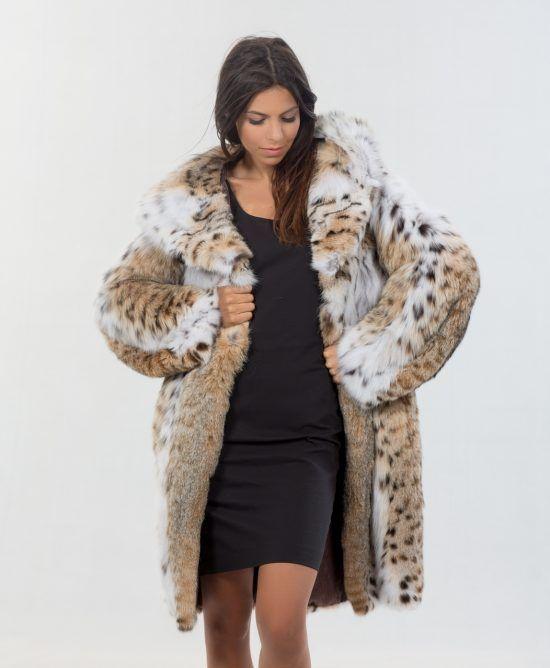 #lynx #fur #coat