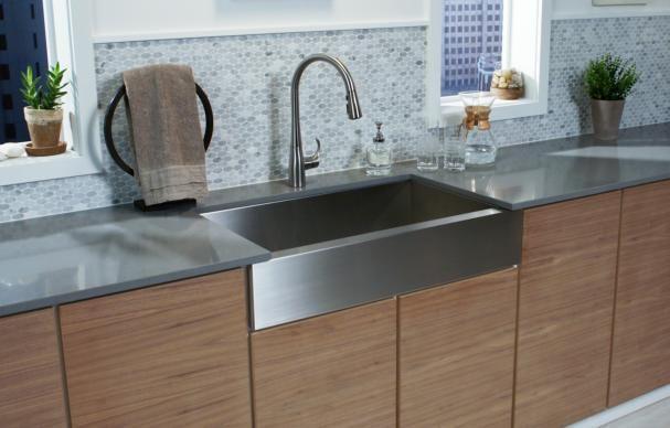 Kohler Company Designer Chris Santos Highlights Different Design Considerations To Take When Re Kitchen Design Kitchen Remodel Design Gorgeous Bathroom Designs
