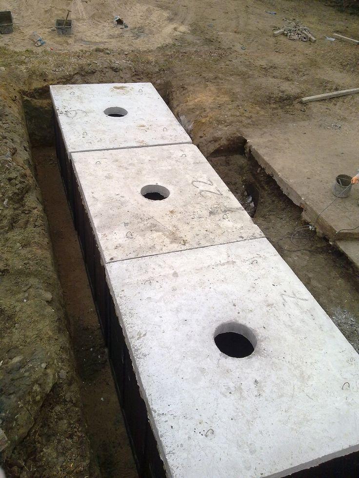 Szamba betonowe Olsztyn