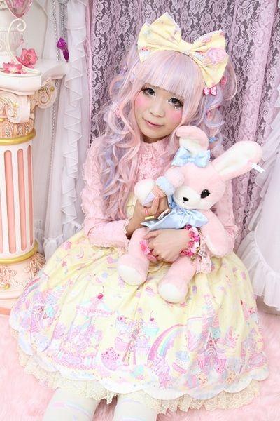 top kei kawaii fashion - photo #17