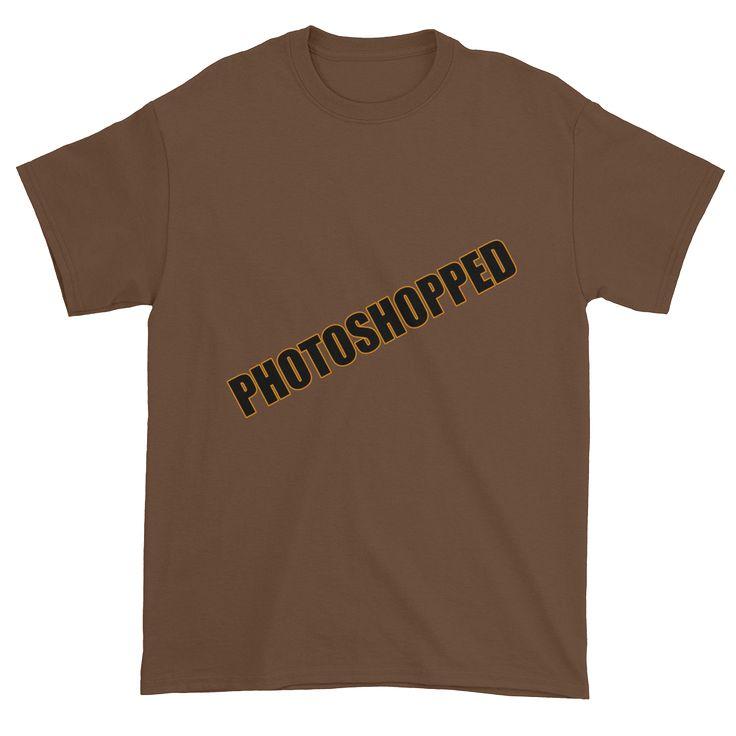 Photoshopped - Short sleeve t-shirt