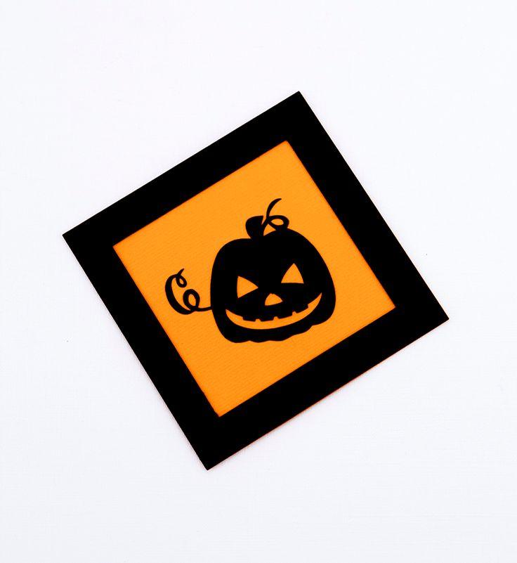 Bostan cu magnet #Halloween