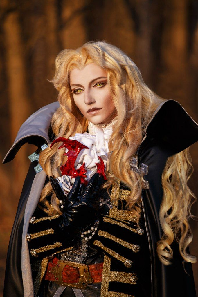 Alucard (Castlevania: Symphony of the Night ) by Adrian-Farenheights.deviantart.com on @DeviantArt