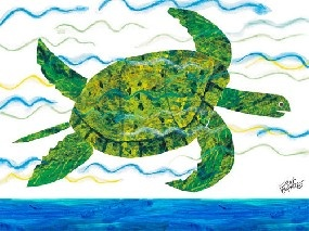17 best images about artist eric carle on pinterest for Eric carle mural