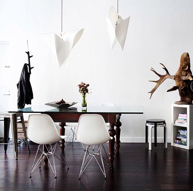 Finnish designer Susan Elo Fly pendant - also in Design Boulevard collection.