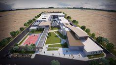 78391- Adıyaman Aktif Yaşam Merkezi Mimari Proje Yarışması - kolokyum.com