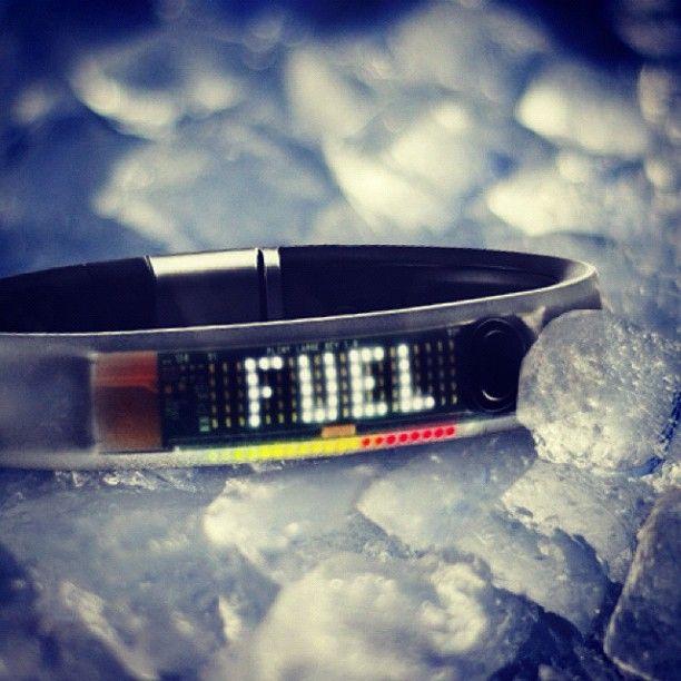 Nike FuelBandBlack Ice, Nice Thangz, Fuelband Daily, Nike Black, Fuel Band, Nike Fuelband, Fuelband Ice, Nike Refreshing, Fit Motivation