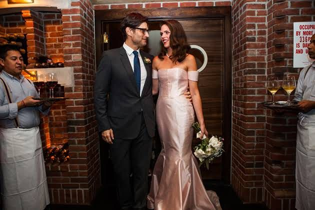 BRIDES New York: How to Have a Stylish City Hall Wedding