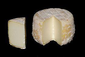 Crottin de Chavignol   -----------       Pays d'origine France - Région, ville  Centre, Sancerre (Cher)     Lait de  chèvre     Pâte  molle à croûte fleurie     Appellation, depuis  1976