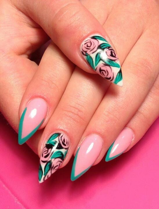 Rose Nail Net: 3171 Best Images About You're A Pretty Little Thing! On
