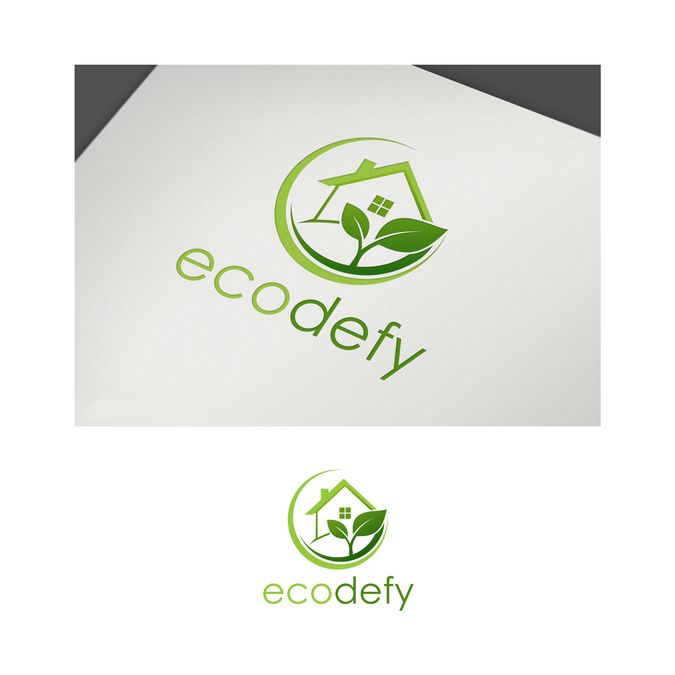 Create an eco-friendly design for a home-goods online store! by erick09