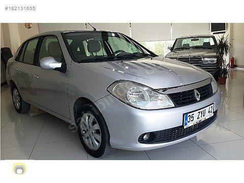 Renault Symbol 1.5 dCi Expression 2010 Model 24.800 TL Galeriden satılık ikinci el Gri renk