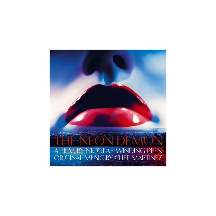 Cliff martinez - Neon demon (Ost) (Vinyl)