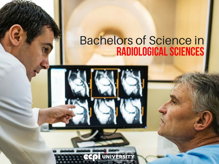 ECPI University Announces a New, Online Bachelor's Degree in Radiological Sciences!