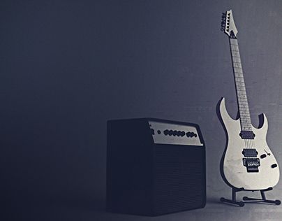 Check out new work on my behance portfolio quot guitare ibanez quot http
