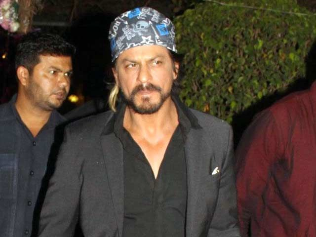 SRK: All work, no rest http://ndtv.in/LtY53e