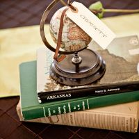 For the book lover, travel enthusiast, scholarly tie in...