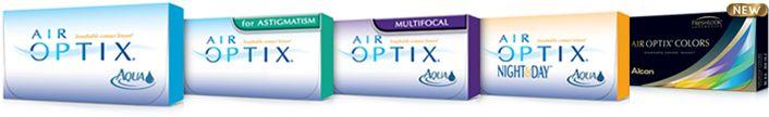 AIR OPTIX® Contact Lenses Free Trial | AirOptix.com