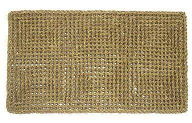 """MAT DRAGON GRASS 14X24"""" by W.J. Dennis. $6.67. """"HUFFCO""""DELUXE DRAGON GRASS MAT. 100% natural grass fibe. 14"""" x 24"""". Hand woven. Bulk. """"HUFFCO""""DELUXE DRAGON GRASS MAT      Hand woven     100% natural grass fibe     Bulk     14"""" x 24"""""""