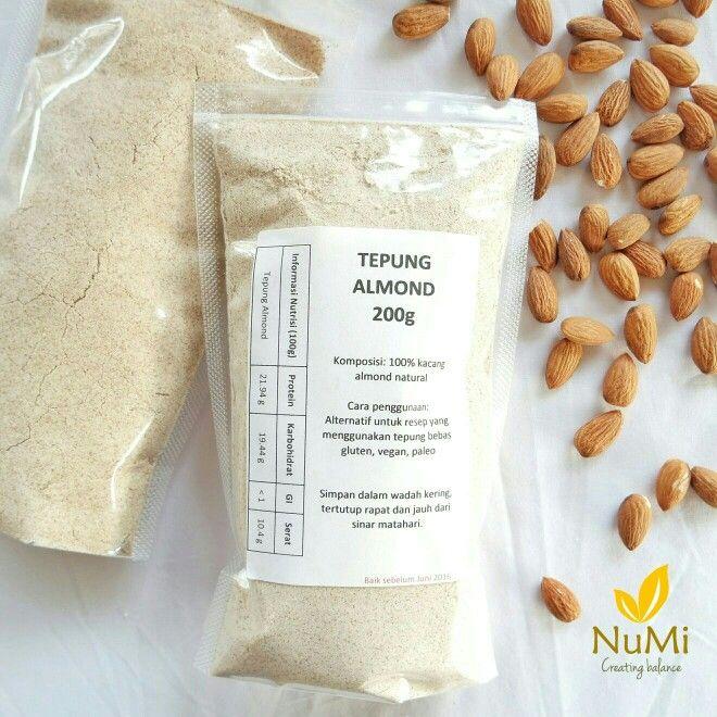Tepung almond 200g - 60