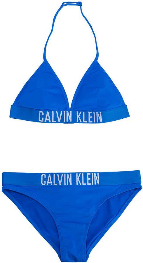 b80bdf1cd4159 Calvin Klein Kids Teen logo bikini #bikini#calvin#klein | Fashion ...