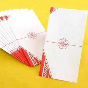 【人気便利品】お車代・心付封筒5種類選べるコミコミパックαアルファ「多目的封筒」/結婚式/ポチ袋 |結婚式&アイテムプレゼントギフト|ファルベFARBE(本店)
