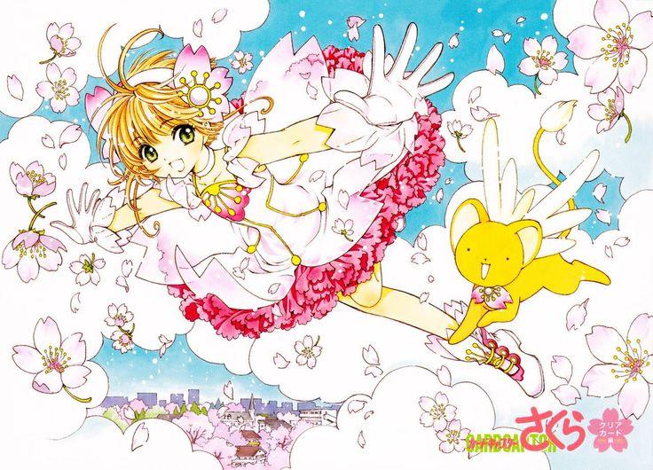 Hit or Miss? Version manga - animé - Page 16 5a97f62ee037f706c2d9171fbee036f2--sakura-kinomoto-cardcaptor-sakura-clear-card-arc