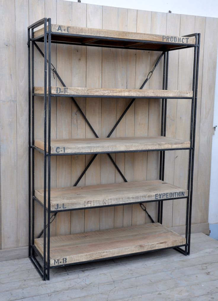 EXPEDITION INDUSTRIAL BOOKCASE