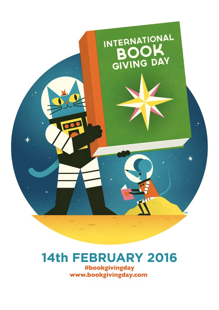 What will you be doing for this year's International Book Giving Day?