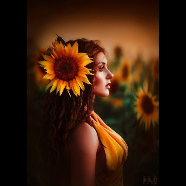 Makeup, style, photo, retouch - SvetlanaBelyaeva Model -Anna #подсолнухи#поле#лето#фотосессия#девушка#желтый#фотограф#светланабеляева#Белгород#Москва