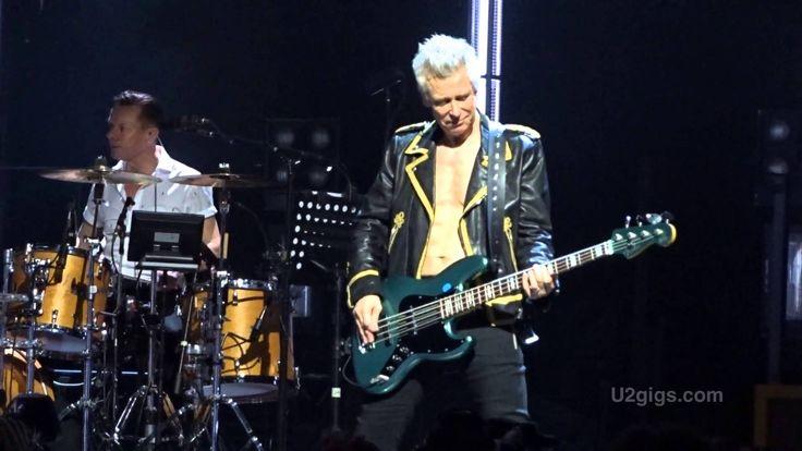 U2 Belfast City Of Blinding Lights 2015-11-18 - U2gigs.com