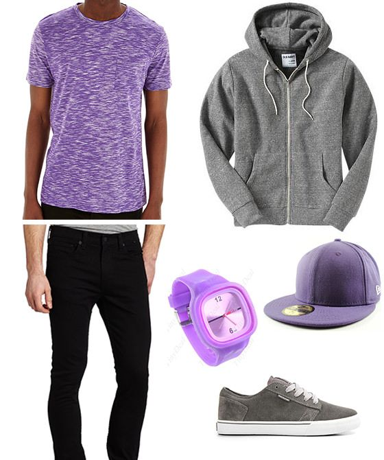 Casual look for men right here.