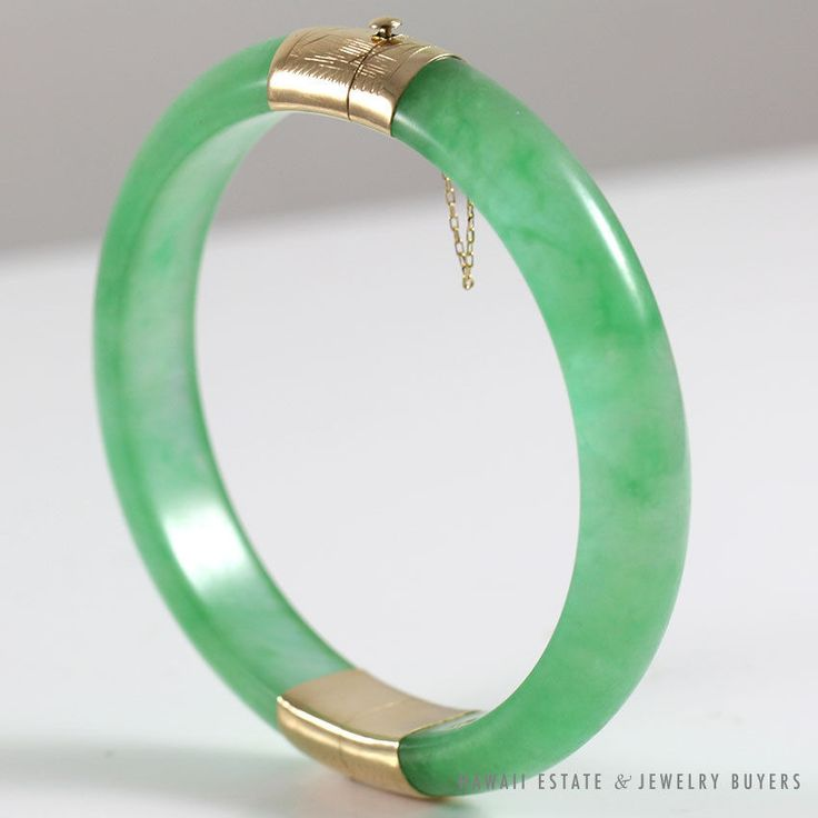 895 best Estate Jade Jewelry images on Pinterest