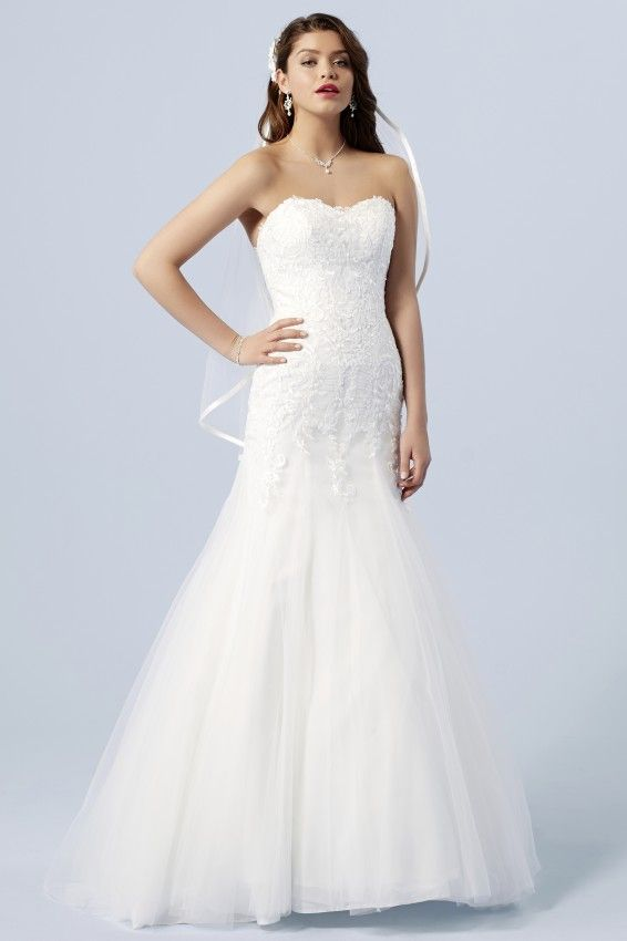 Bridalgown by LILLY 08-3700-CR