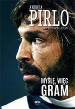 Pirlo Myślę więc gram Andrea Pirlo Alessandro Alciato książki o piłce nożnej #pirlo #football #soccer #sports #pilkanozna #ksiazki #ebook