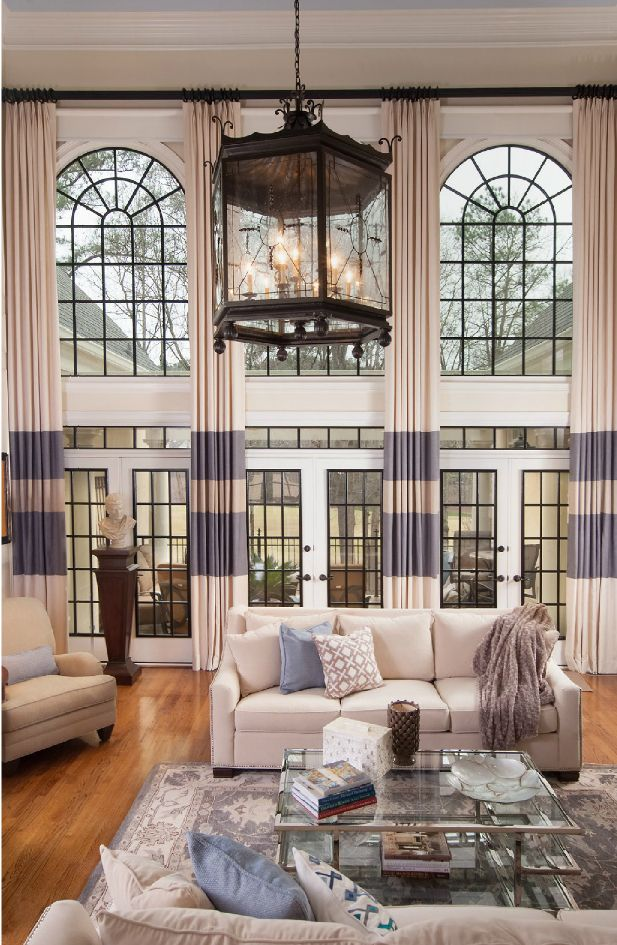 104 best Arched Window Curtains images on Pinterest | Arched ...