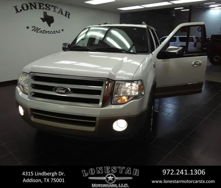 This Expedition EL is the ultimate family vacation SUV, with low miles that is Built Ford Tough! With the Best Prices on the Internet, Lone Star Motors Used Cars wants to be you're goto Dealer when in the market for a Quality Pre-Owned vehicle. We promise to take care of you from A to Z, let us earn you're business! Call J.C. Hernandez for details (214)723-4366  https://deliverymaxx.com/DealerReviews.aspx?DealerCode=O101  #UsedFordExpedition #UsedExpedition #UsedCarsNearMe #UsedCarsInDallas…