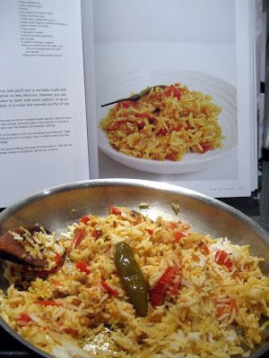 PEBBLE SOUP: Picture Perfect : Anjum Anand's Tomato Rice